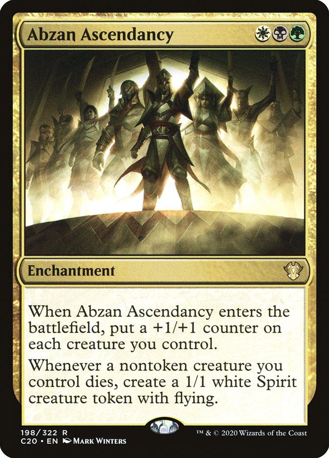 Abzan Ascendancy