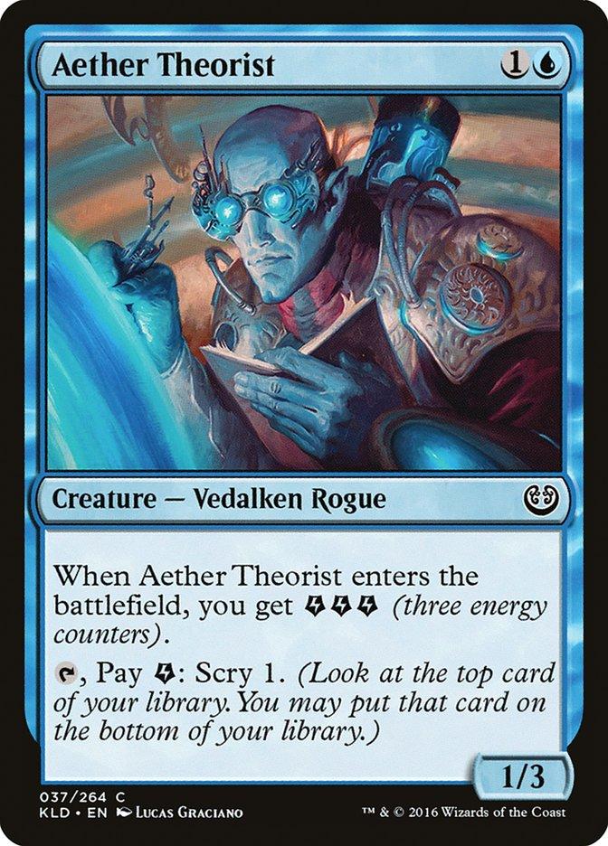 Aether Theorist