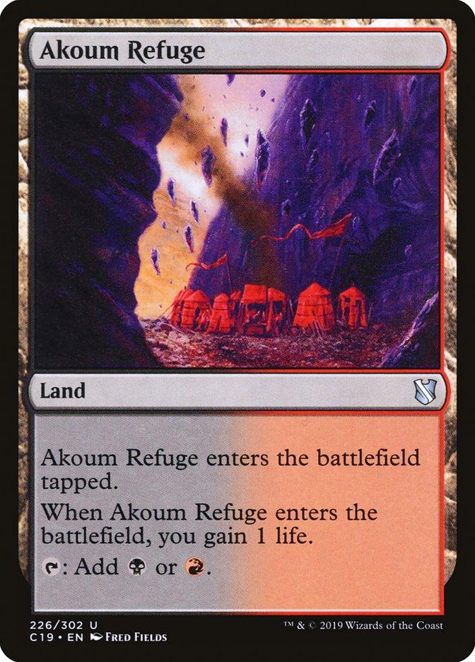 Akoum Refuge