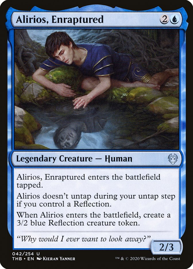 Alirios, Enraptured