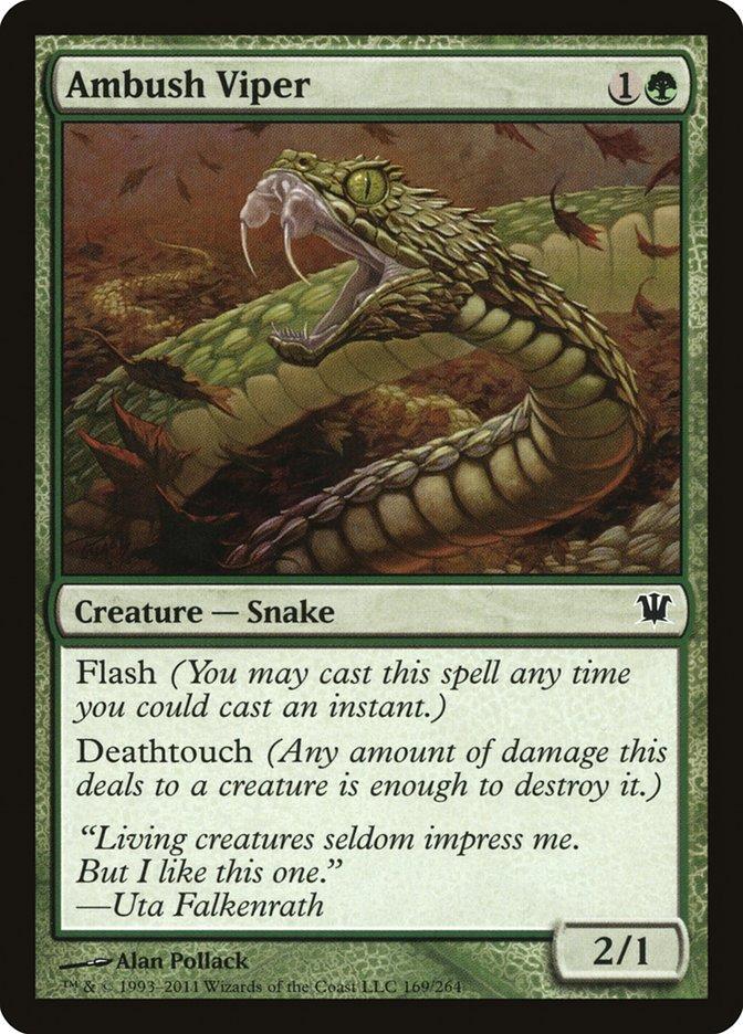 Ambush Viper