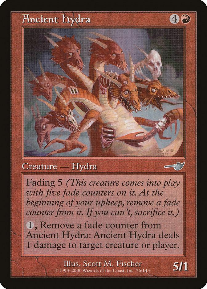 Ancient Hydra
