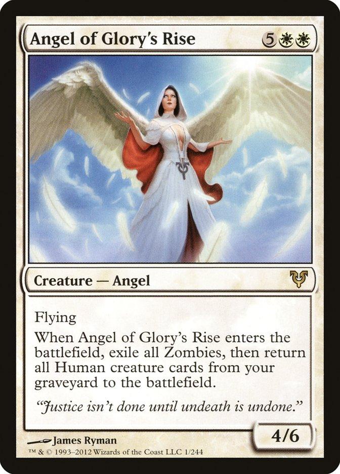 Angel of Glory's Rise
