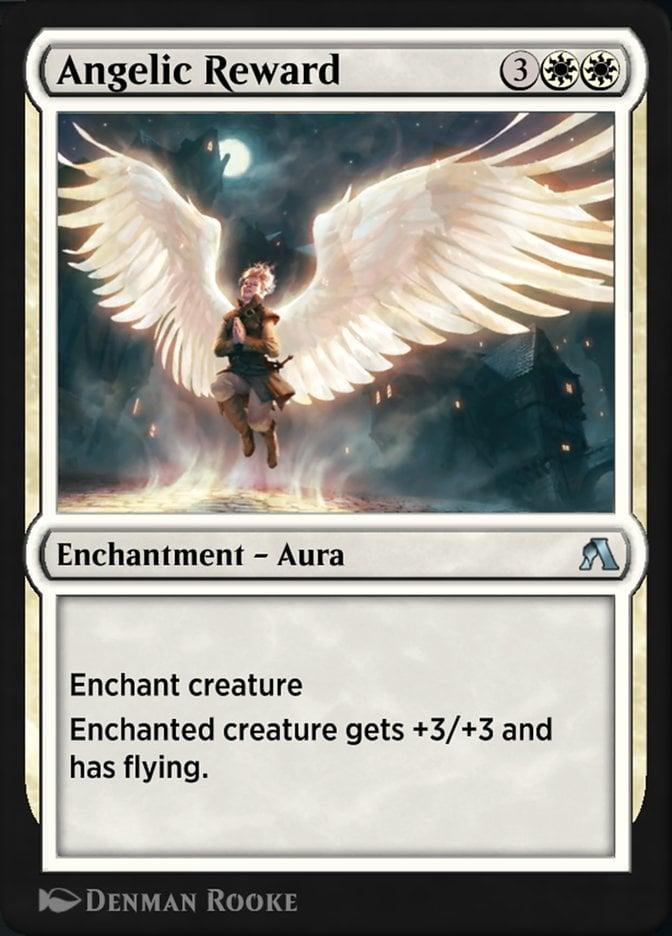 Angelic Reward