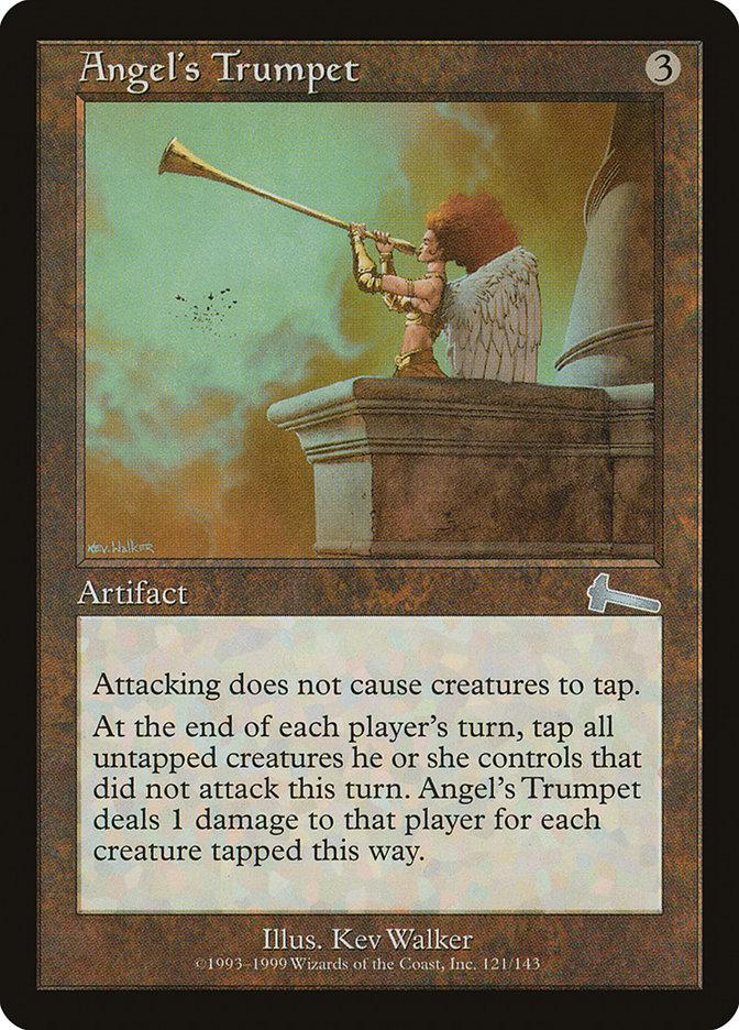 Angel's Trumpet
