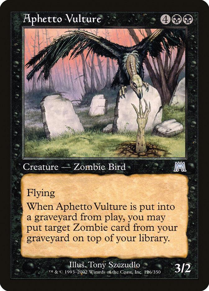 Aphetto Vulture