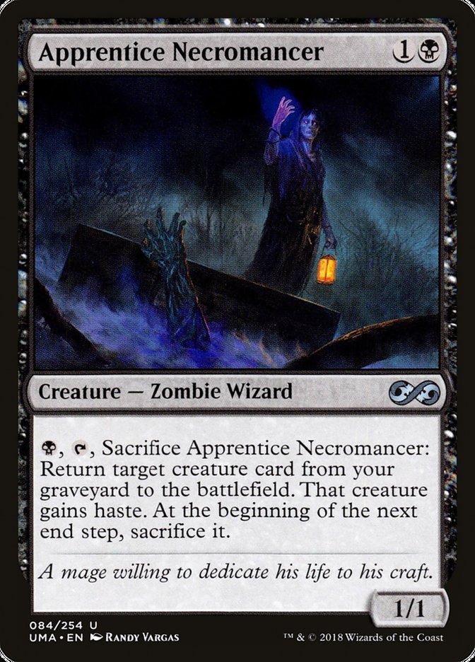Apprentice Necromancer