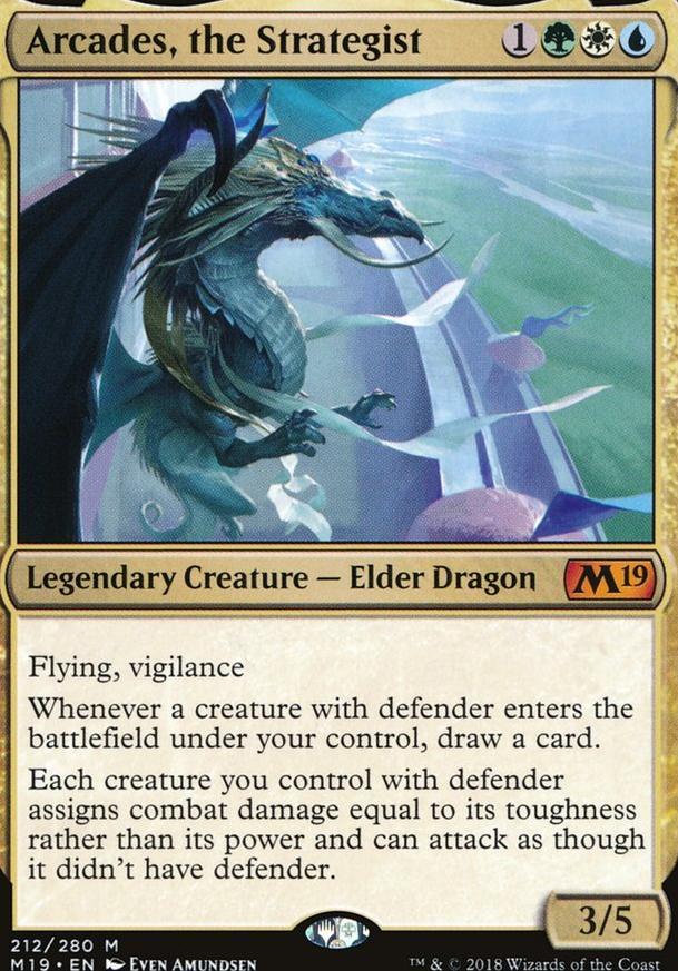 The Best Offense (EDH / Commander) — deckstats net | Magic: The