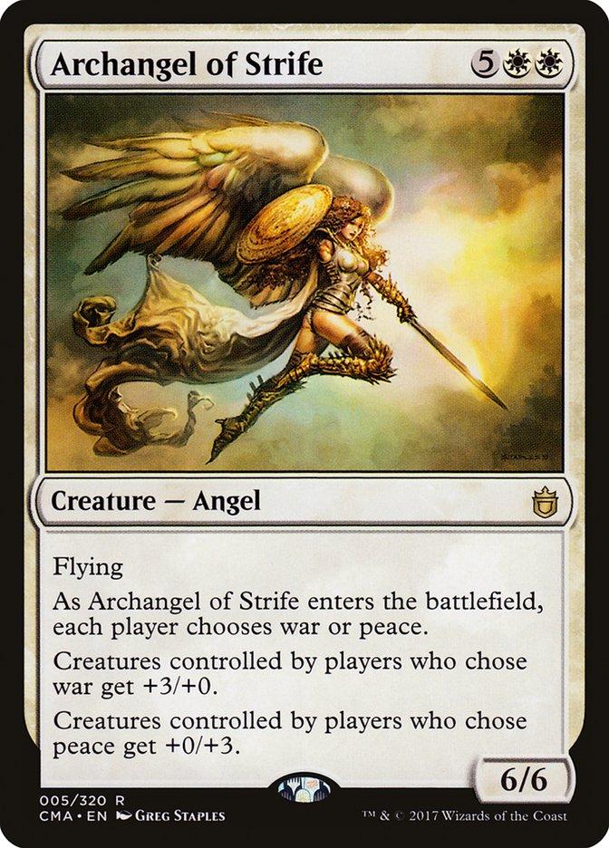 Archangel of Strife