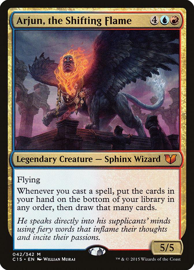 Arjun, the Shifting Flame