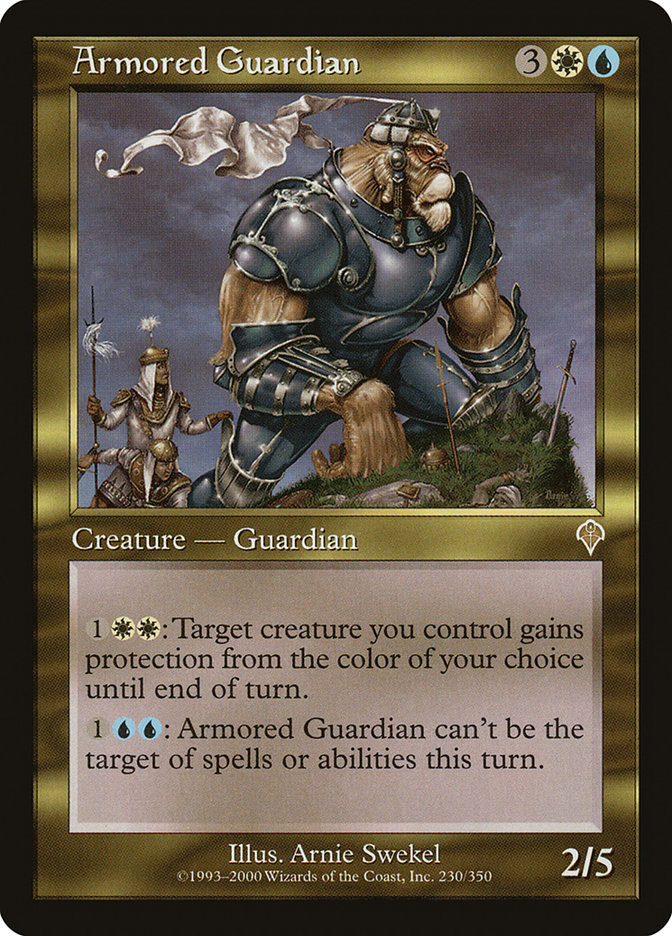 Armored Guardian