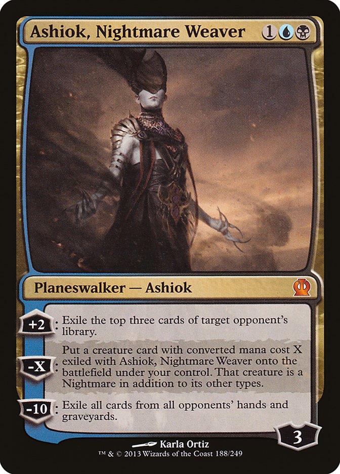 Ashiok, Nightmare Weaver