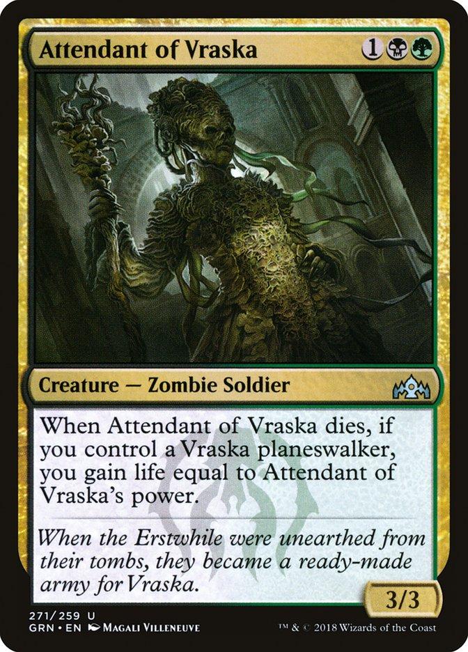Attendant of Vraska