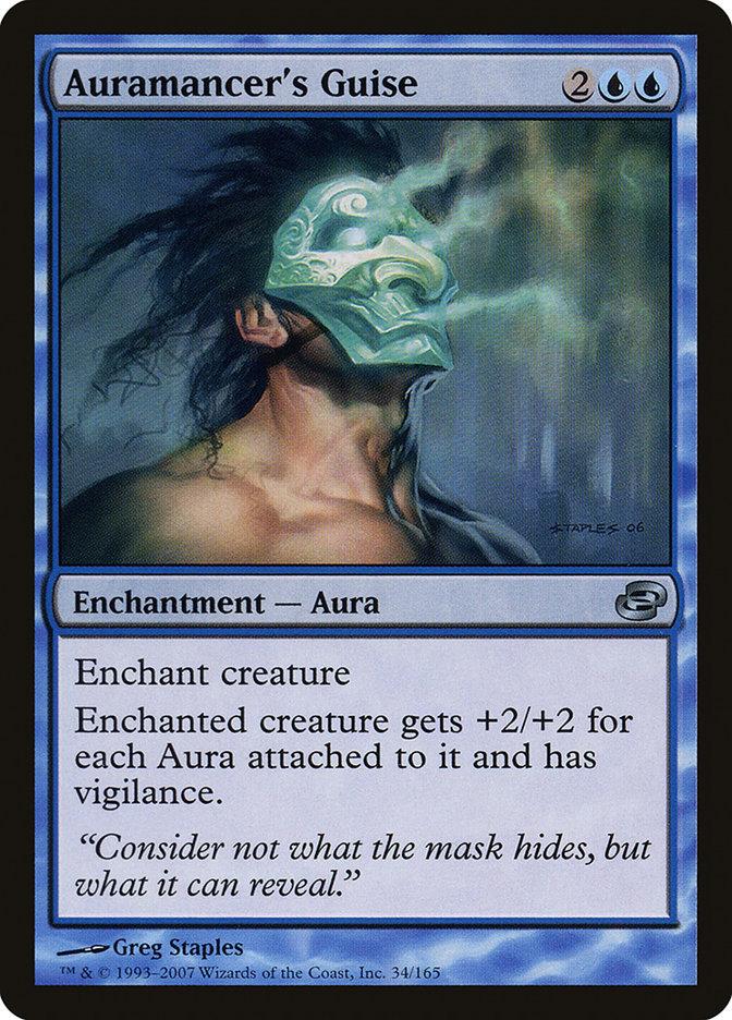 Auramancer's Guise