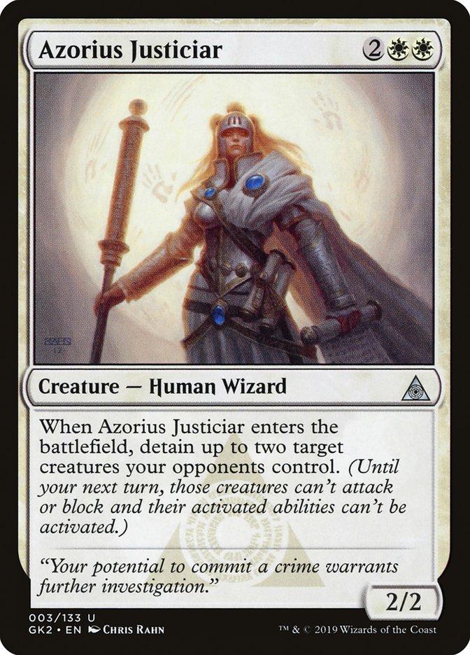 Azorius Justiciar