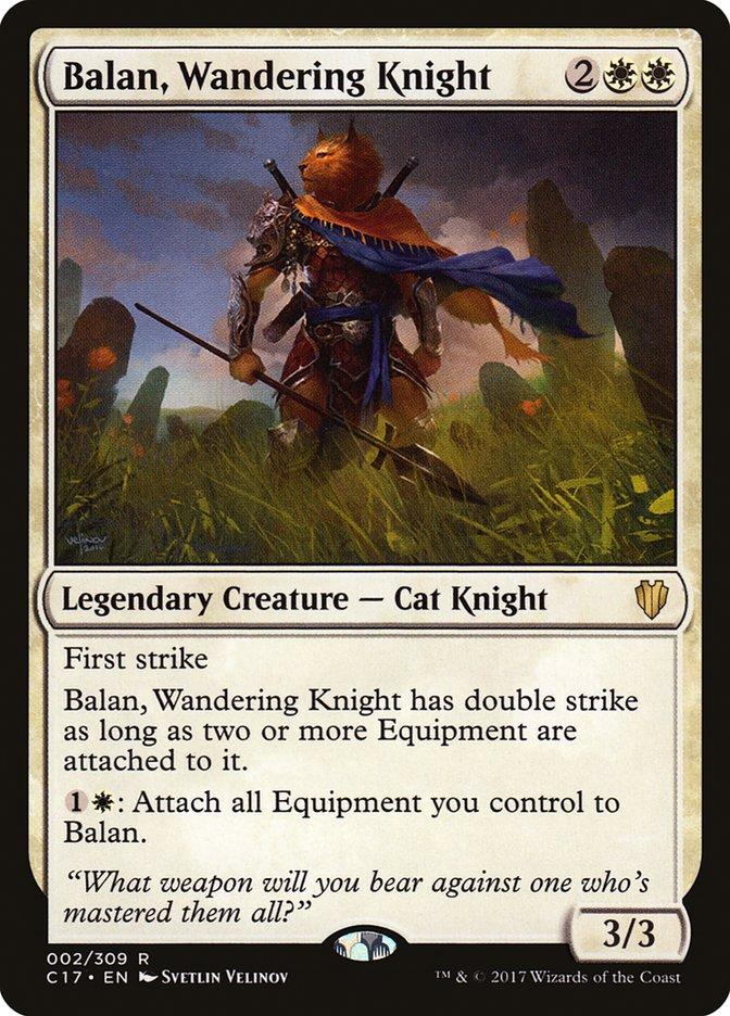 Balan, Wandering Knight