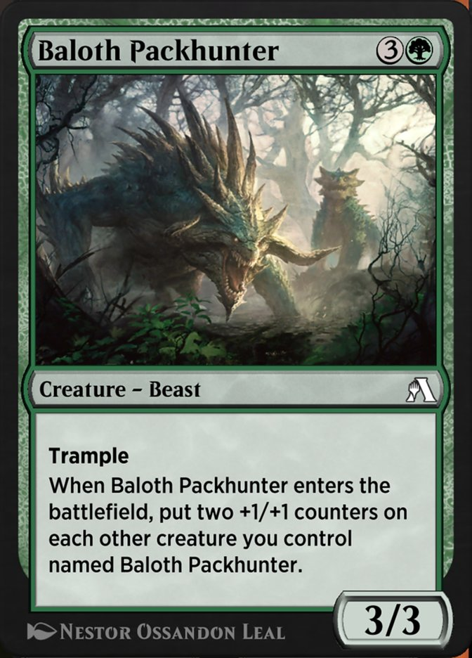 Baloth Packhunter