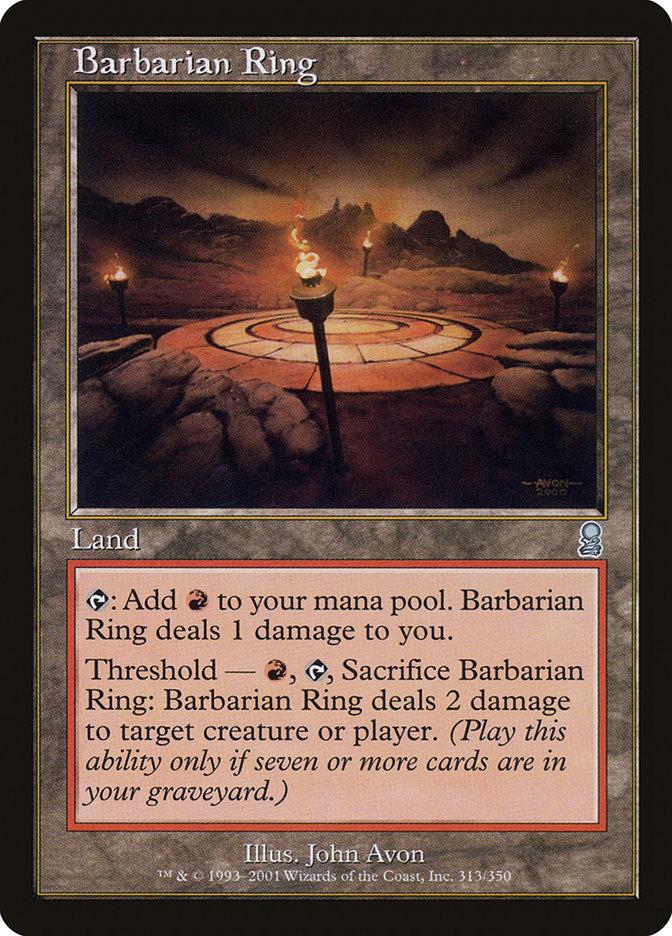 Barbarian Ring
