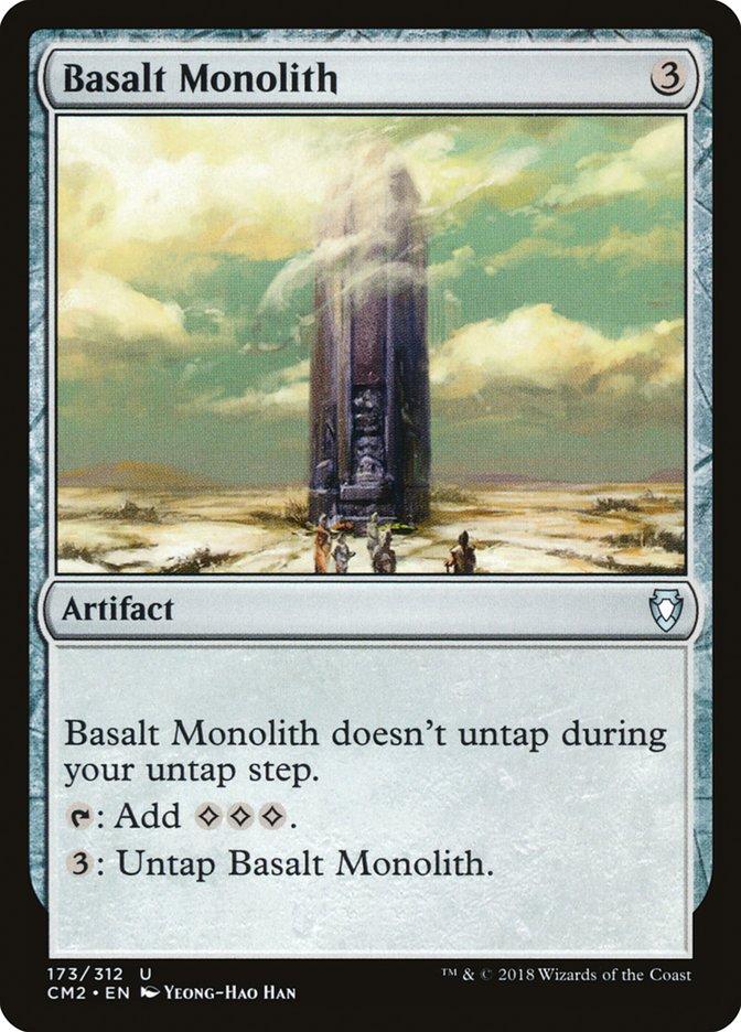Basalt Monolith