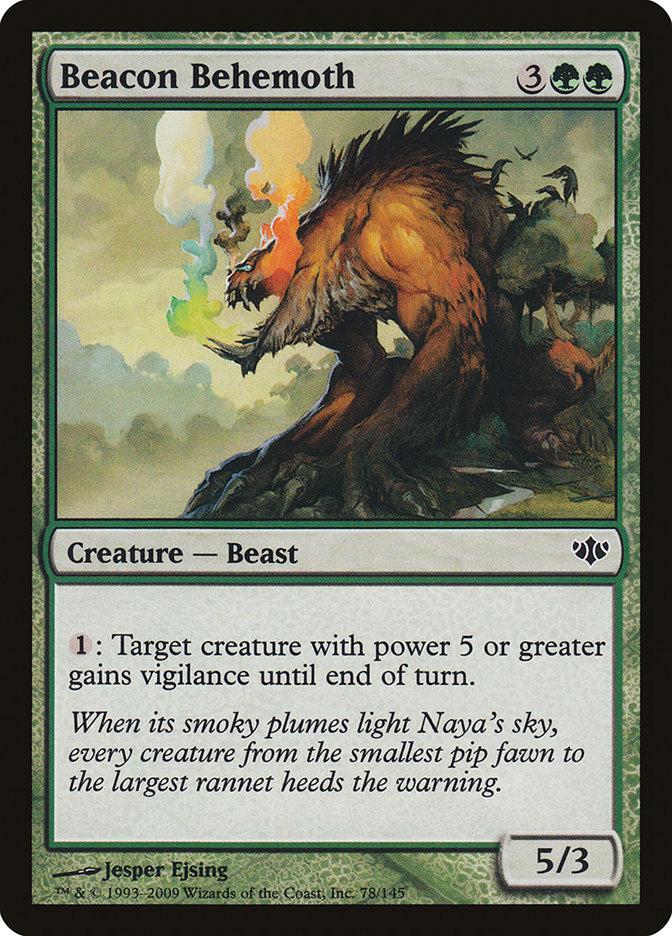 Beacon Behemoth