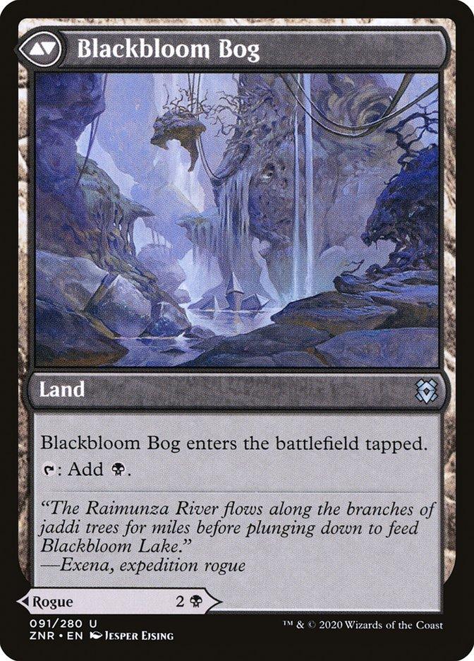 Blackbloom Rogue // Blackbloom Bog