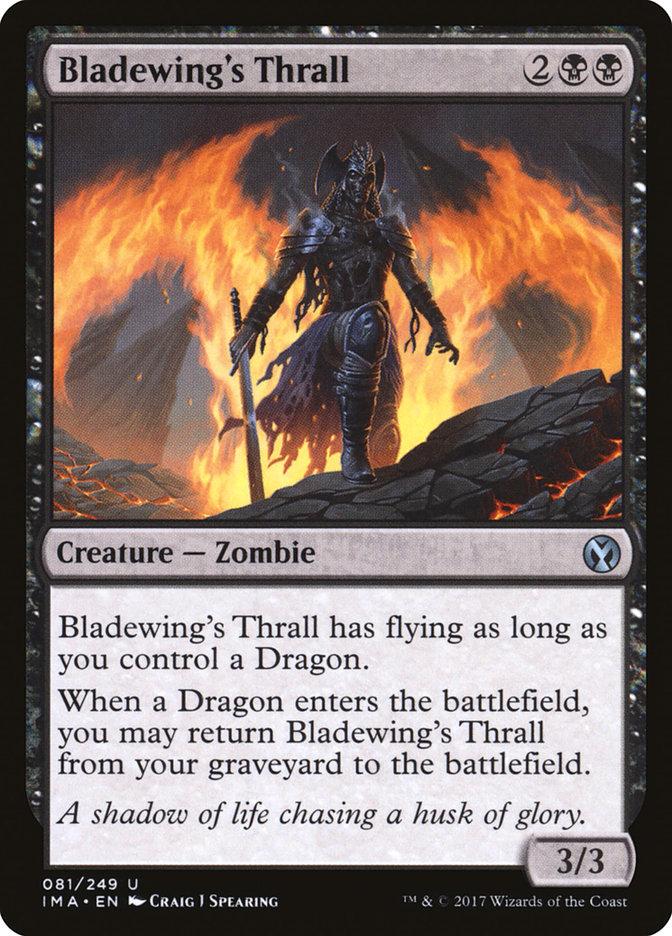 Bladewing's Thrall