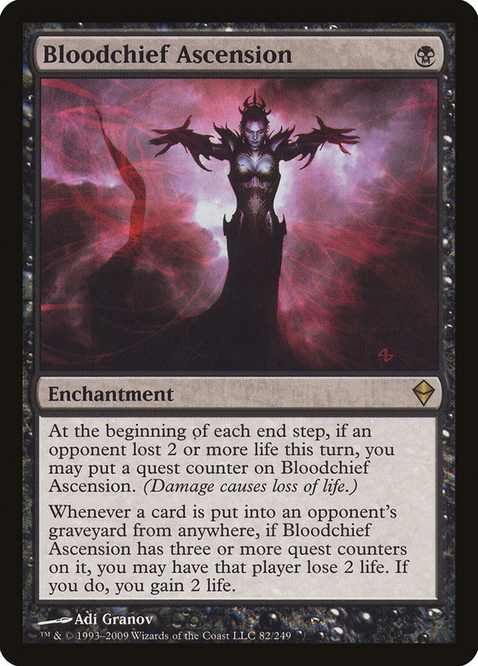 Bloodchief Ascension