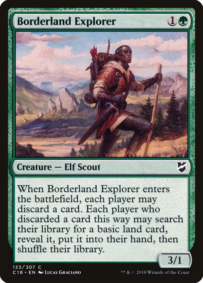 Borderland Explorer