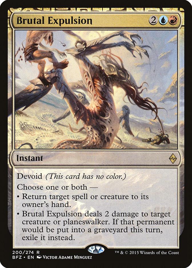 Brutal Expulsion