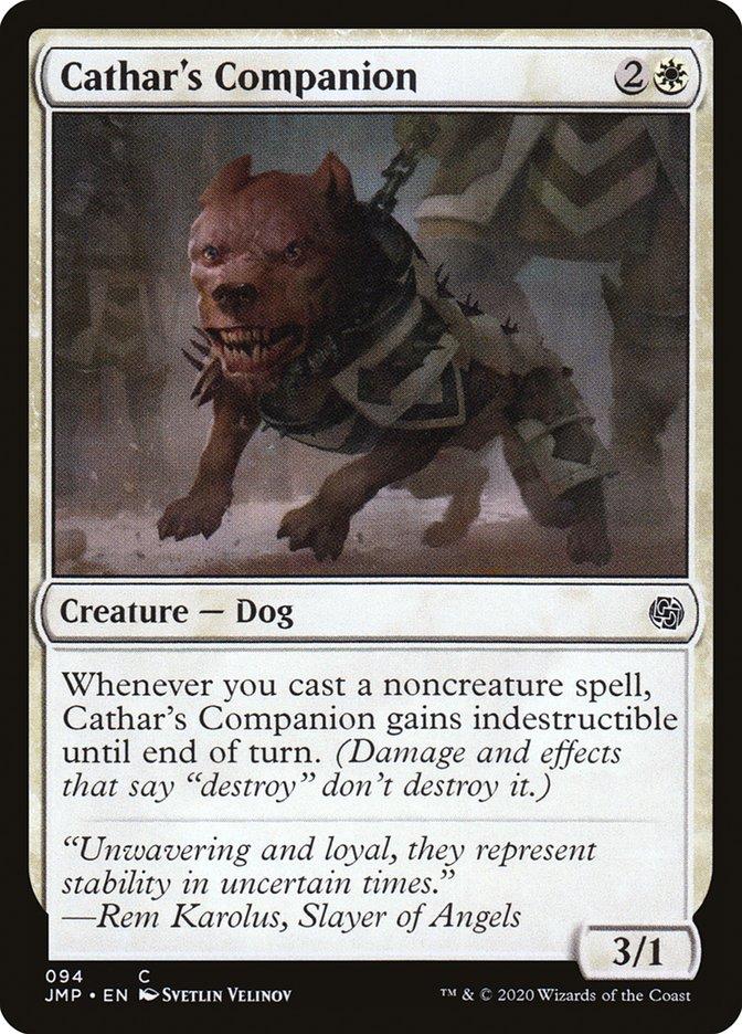 Cathar's Companion