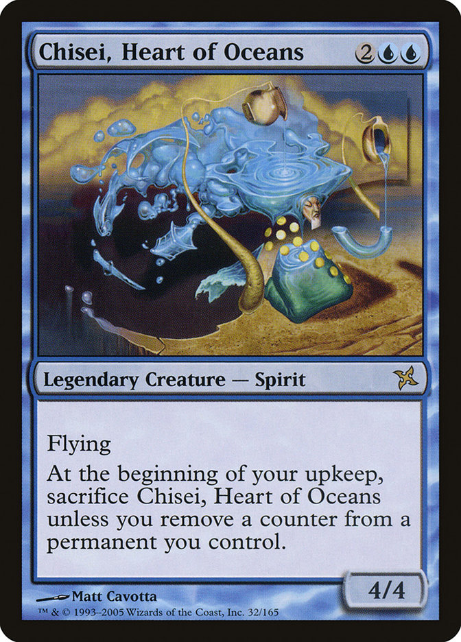 Chisei, Heart of Oceans