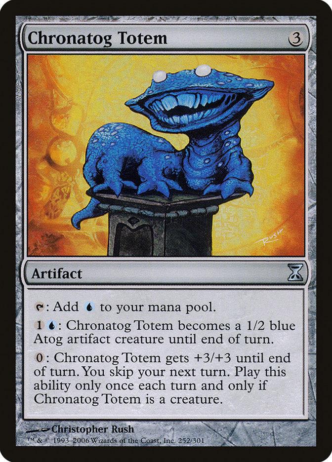 Chronatog Totem