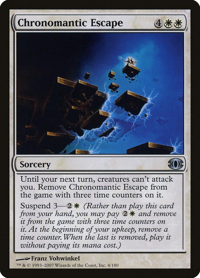 Chronomantic Escape