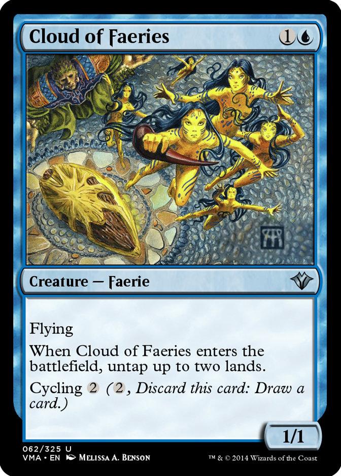 Cloud of Faeries
