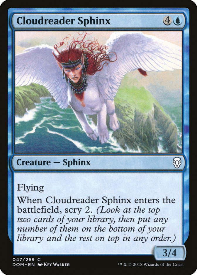 Cloudreader Sphinx