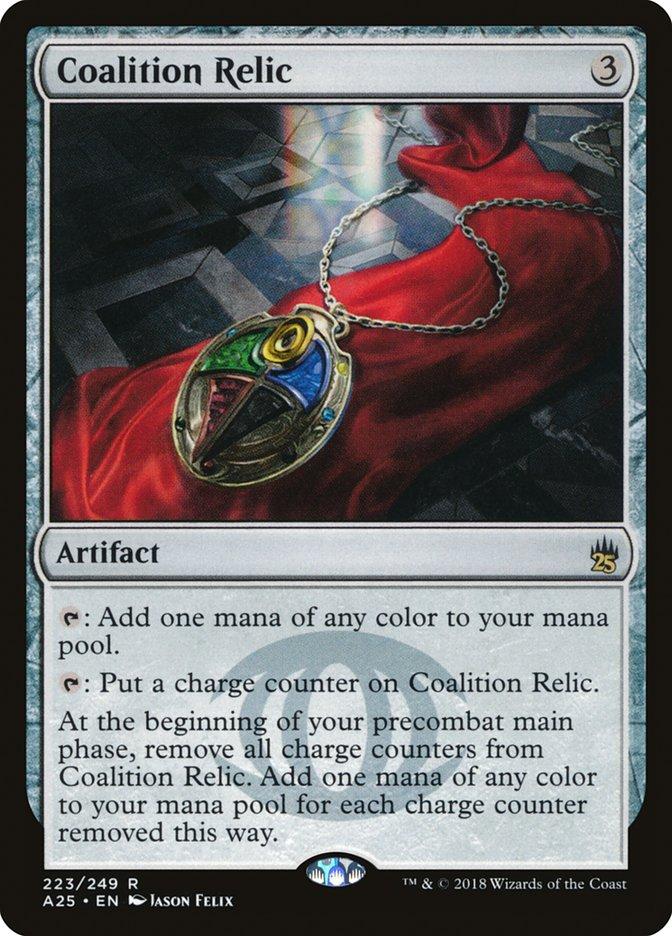 Coalition Relic