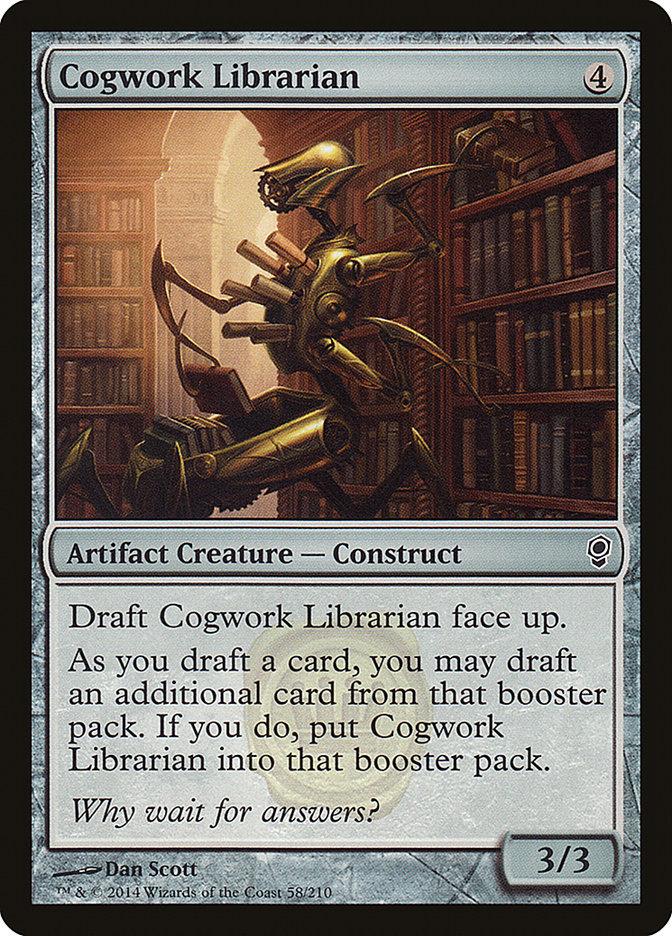 Cogwork Librarian