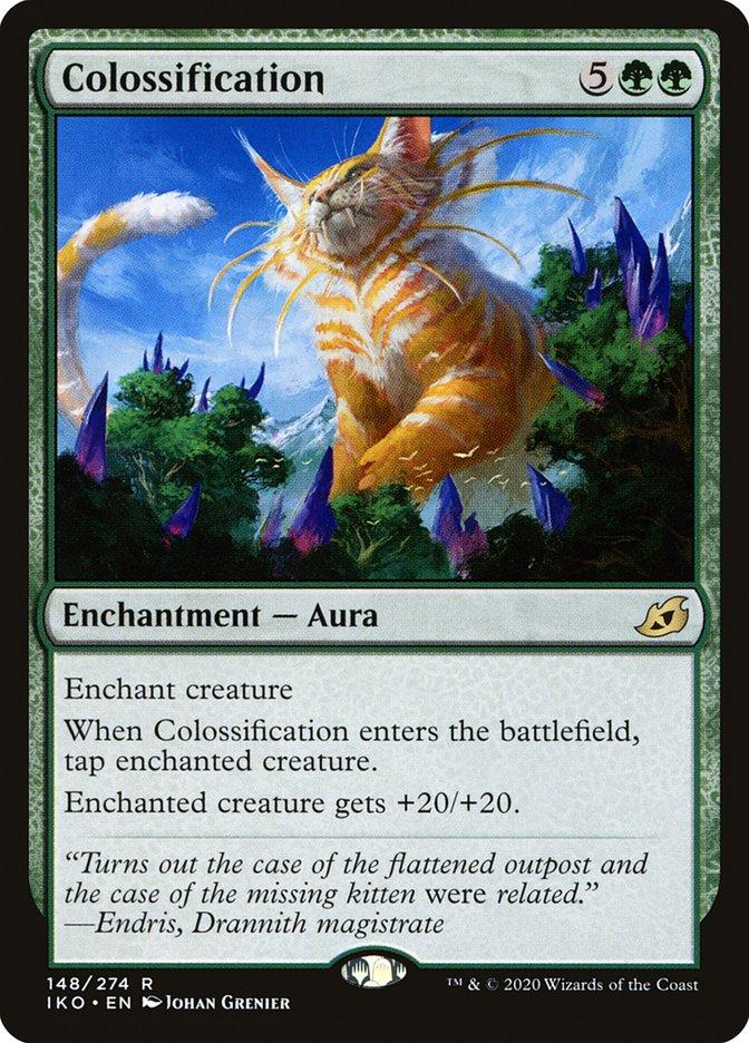 Colossification