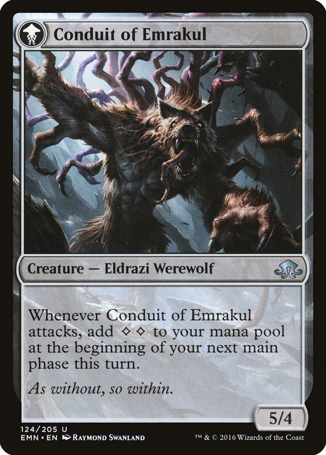 Conduit of Storms // Conduit of Emrakul