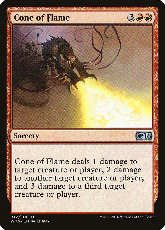 Cone of Flame