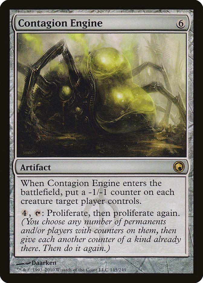 Contagion Engine