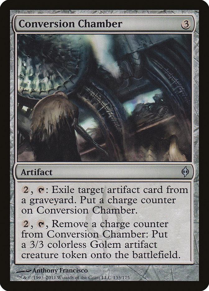 Conversion Chamber