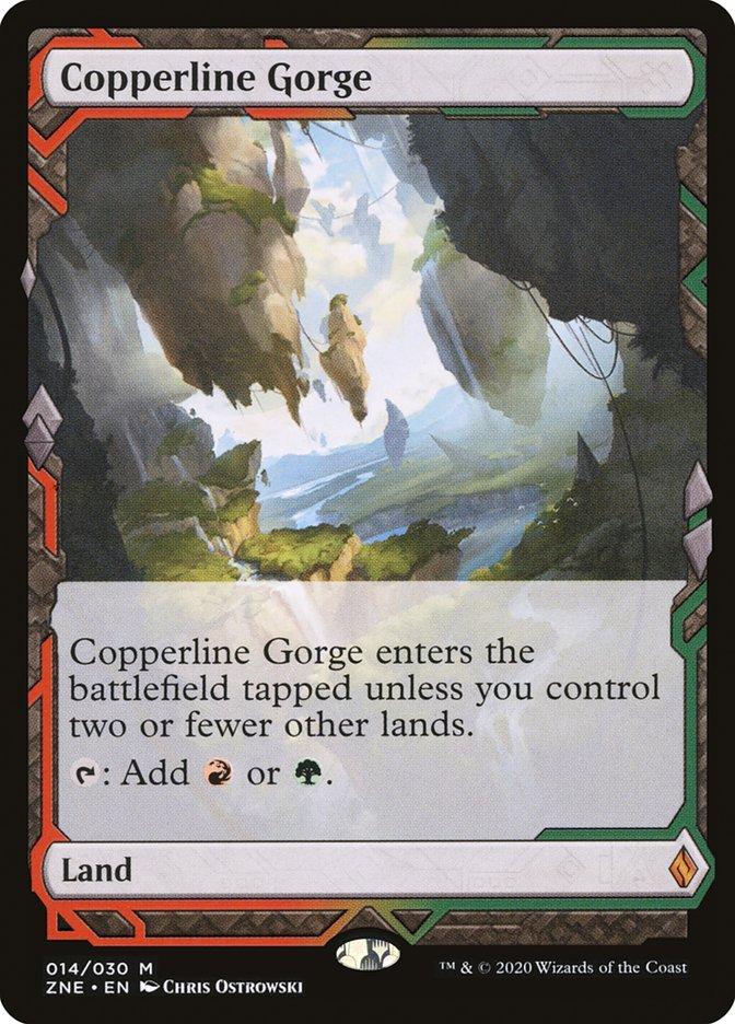 Copperline Gorge