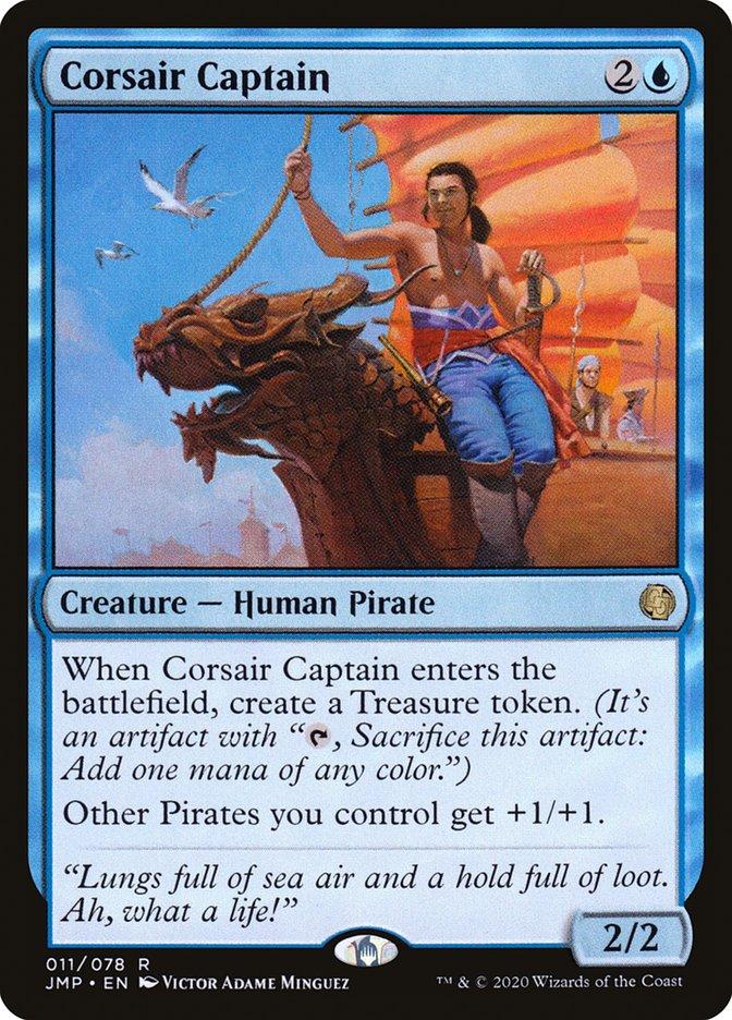 Corsair Captain