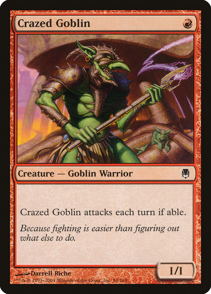 Crazed Goblin