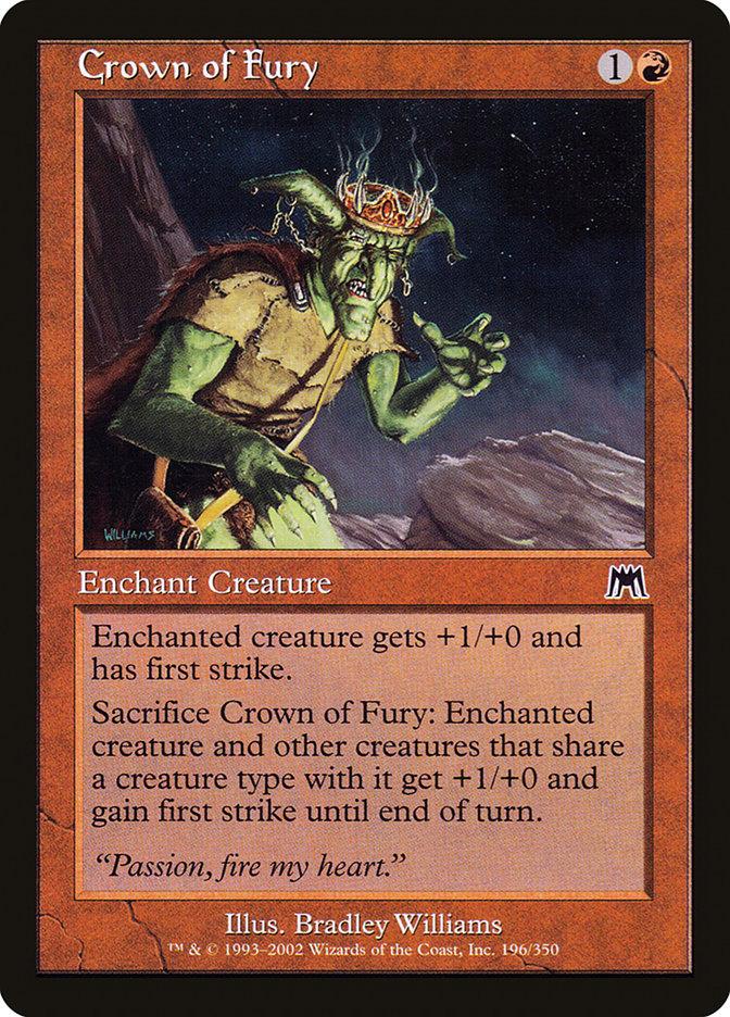 Crown of Fury