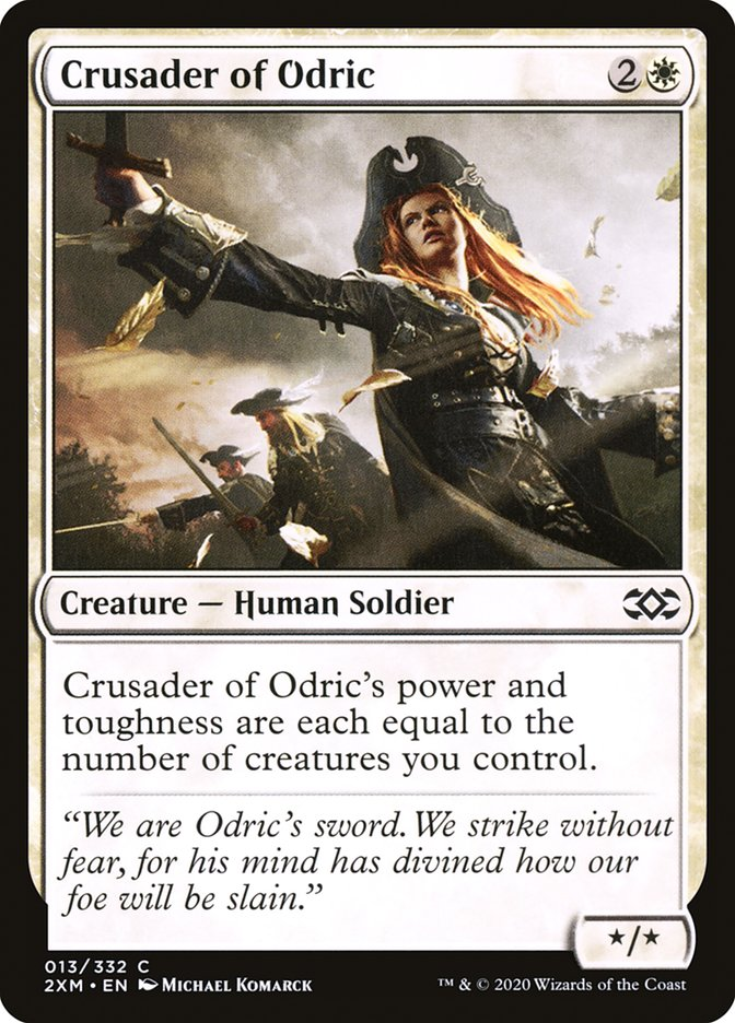 Crusader of Odric