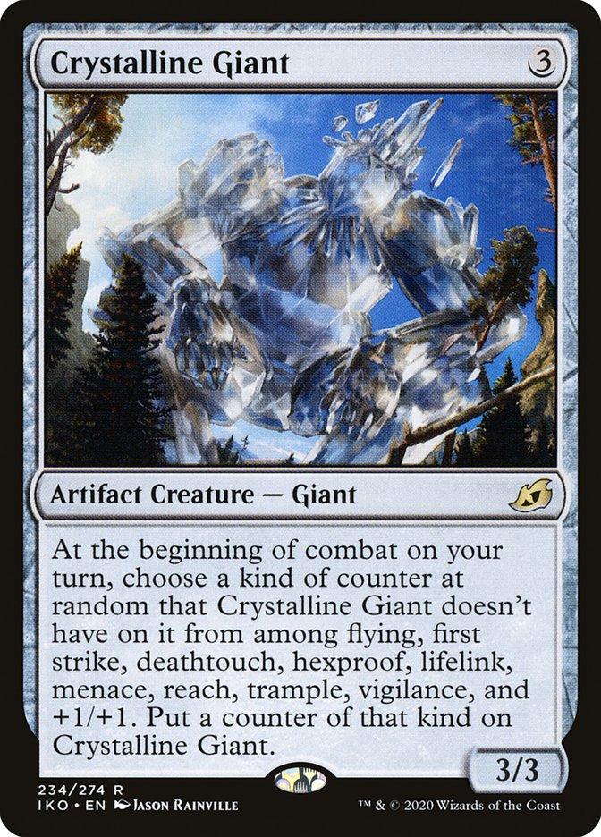 Crystalline Giant