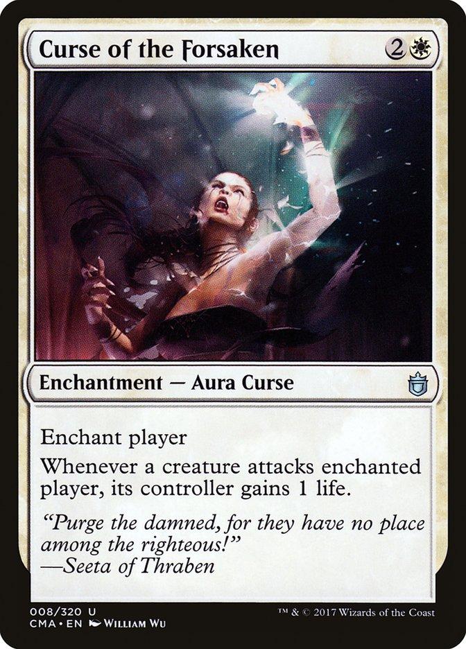 Curse of the Forsaken
