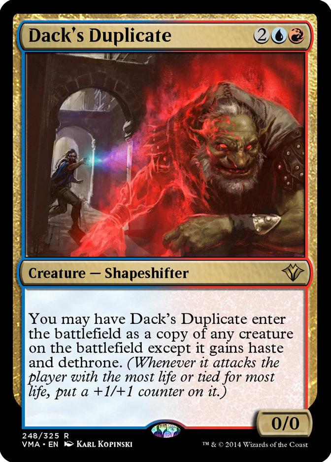 Dack's Duplicate